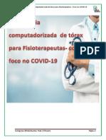 E book Tomografia computadorizada de tórax para fisioterapeutas foco no COVID-19