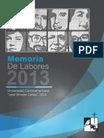 memoria-de-labores-UCA-2013