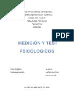 Informe, Marien Olivero