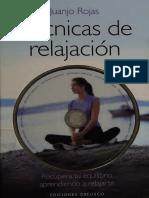 Rojas, Juanjo - Técnicas de Relajación. Recupera Tu Equilibrio Aprendiendo a Relajarte
