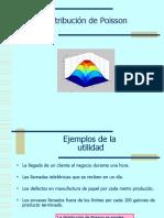 2. Distribucion de Poisson