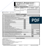 income statement report form 11
