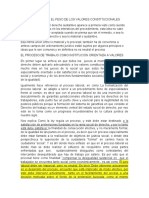 Exposicion EL PROCESO DE TRABAJO COMO INSTITUCIÓN ORIENTADA A VALORES