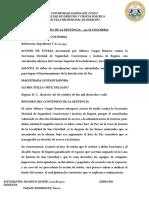 ANALISIS DE LA SENTENCIA 421-2018- COLOMBIA-DERECHO INDIGENA.