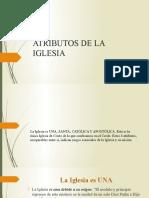 ATRIBUTOS DE LA IGLESIA.pptx