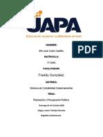 tarea 4 de contabilidad gubernamental, efri