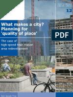 what make a city