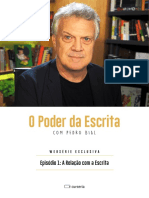 Pedro Bial - Material Complementar 1