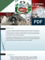 7 ORGANOS DEL ESTADO PARA LA DEFENSA NACIONAL