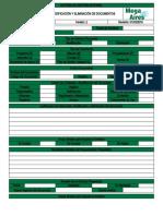 SST-027 Solicitud de Creacion, Control y Actualizacion de Informacion Documentada