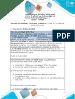 Guia de actividades y Rúbrica de evaluación - Unidad 2 - Fase 3 - Revsión de lesión o síndrome.pdf
