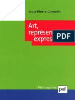 [Philosophies] Jean-Pierre Cometti - Art, Représentation, Expression (2002, Presses Universitaires de France) - libgen.lc