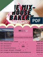 the mix-house bakery
