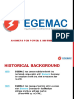 EGEMAC Presentation