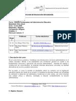 ED-0039_FundamentosdeAdministraciónEducativa II 2020