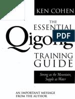 6140210 Essential Qigong Training Guide