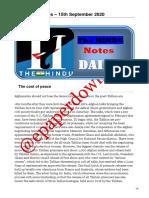 The HINDU Notes 15th September 2020.pdf