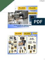 2020-05-21 Calibradores de Temperatura y hornos de pozo seco Fluke
