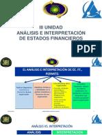 Análisis de Estados Financieros a