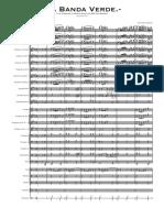La Banda Verde Definitiva Disco 2017 - score and parts (1)