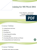 Essential Training for MS Word 2016.pptx