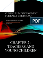 CHAPTER 2  TEACHER AND YOUNG CHILDREN  (1)