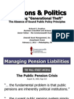 Pension Presentation - Emerald Investment Forum