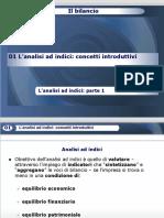 EOA CR 16-17 Analisi Ad Indici