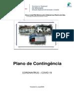 Plano de contingência coronavírus_PSOL_versão2.0