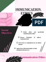 PURPOSIVE COMMUNICATION LESSON 3