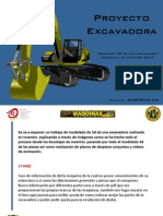 Modelado Excavadora (JBL)
