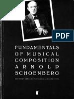 01 Arnold Schoenberg - Fundamentals of Musical Composition