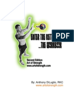 AOS - Enter The Kettlebell Workbook