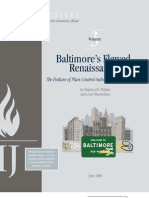 Baltimore's Flawed Renaissance