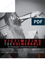 Victimizing the Vulnerable The Demographics of Eminent Domain Abuse