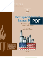 Development Without Eminent Domain