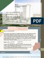 PPT STATMAT_NILAI HARAPAN_PSPM B 2018_NUR WASILAH HAWARI_4183111067