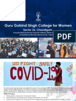 Guru Gobind Singh College for Women Prospectus 2020-21