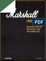 Marshall Plexi Super Lead 1959 Manual