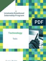 Tasks - Technology