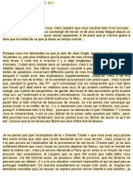 Correspondance de René Guénon à Edmond Gloton du 17 mai 1947