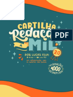 Cartilha Redação a Mil 2ª Edicação - Lucas Felpi - 2019