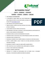 motoserraCS53SAC
