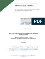 Declaração Dos Direitos e Deveres Humanos ocx.doc