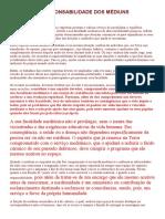 A RESPONSABILIDADE DOS MÉDIUNS.doc