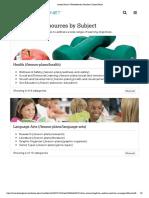 Lesson Plans & Worksheets for Teachers _ Lesson Planet