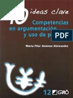10 ideas clave. Competencias en argumentación y uso de pruebas-Jimenez.pdf