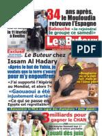 LE BUTEUR PDF du 03/02/2011