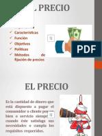 EL PRECIO.pptx