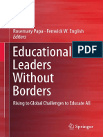 Rosemary Papa, Fenwick W. English (eds.) - Educational Leaders Without Borders_ Rising to Global Challenges to Educate All-Springer International Publishing (201